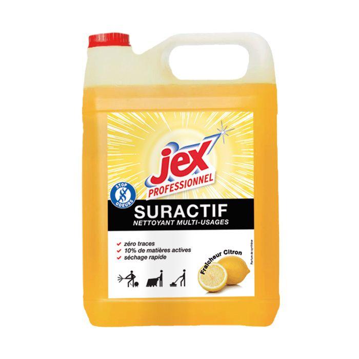 Nettoyant suractif citron 5 L