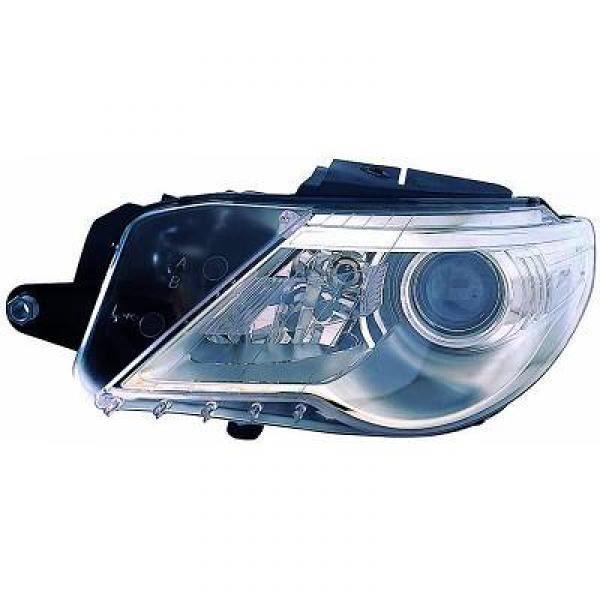 phare XENON D PASSAT CC, 08->> moteur pour régl. électr.