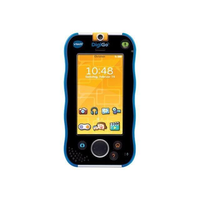 VTech Kiditronics DigiGo Tablette 4 Go 4.3- (480 x 272) Logement microSD