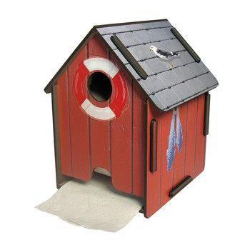 Maison à Papier WC Cabine