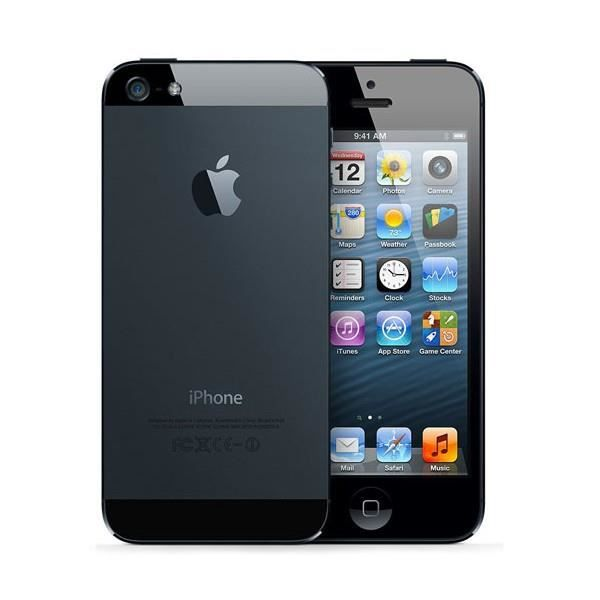 iphone 5 16go noir debloque achat smartphone pas cher. Black Bedroom Furniture Sets. Home Design Ideas