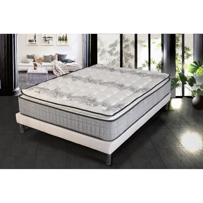 matelas 30 cm cool prestige collection matelas cm accueil latex ressorts ensachs hotel premium. Black Bedroom Furniture Sets. Home Design Ideas