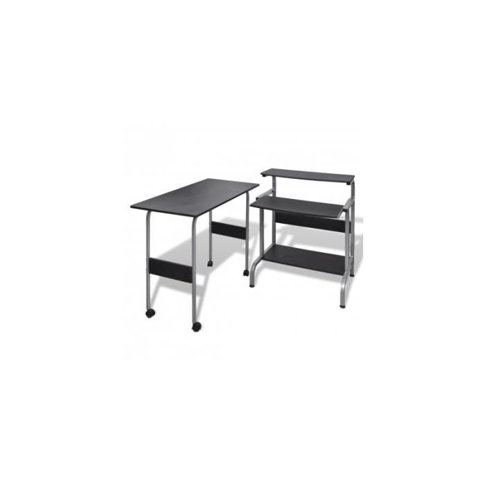 Table de bureau r glable achat vente bureau table de for Table de bureau