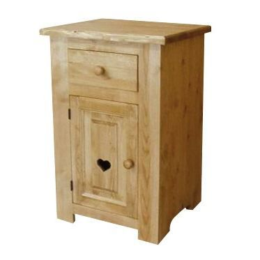confiturier rustique avec coeur 1 porte 1 tiroir achat vente confiturier confiturier. Black Bedroom Furniture Sets. Home Design Ideas