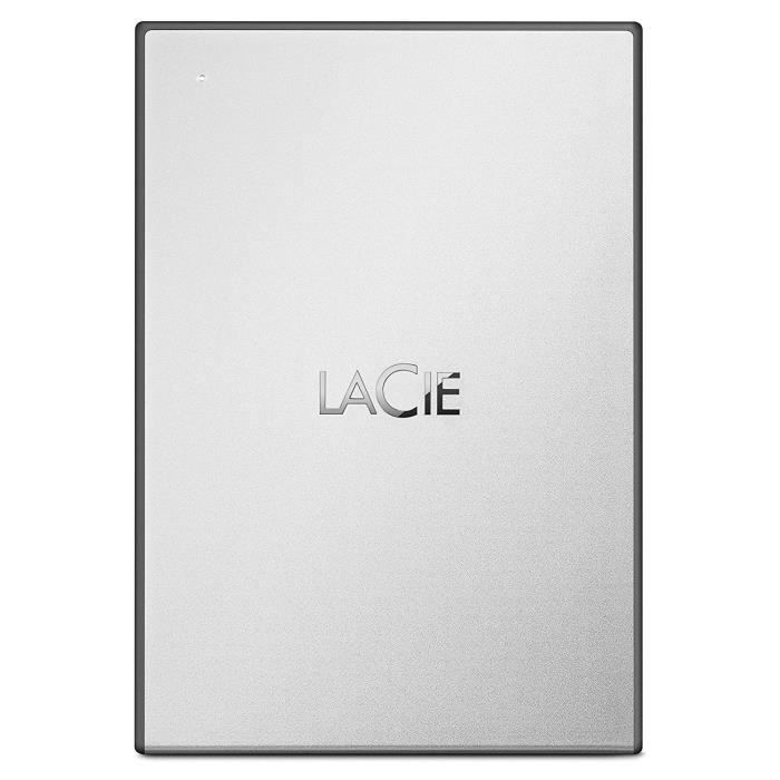 DISQUE DUR EXTERNE LaCie 1To Mobile Drive USB3.0, disque dur externe
