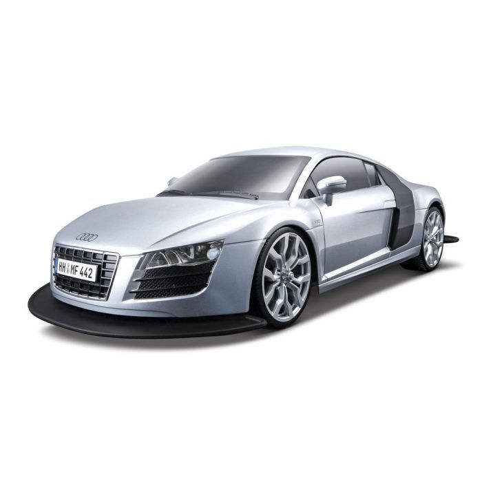voiture radiocommand e audi r8 achat vente voiture camion cdiscount. Black Bedroom Furniture Sets. Home Design Ideas