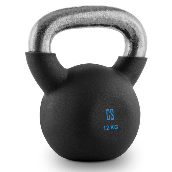 Capital Sports Compket Balancer Kettlebell aux Normes Olympiques Exercices de Musculation : Soulever Lancer