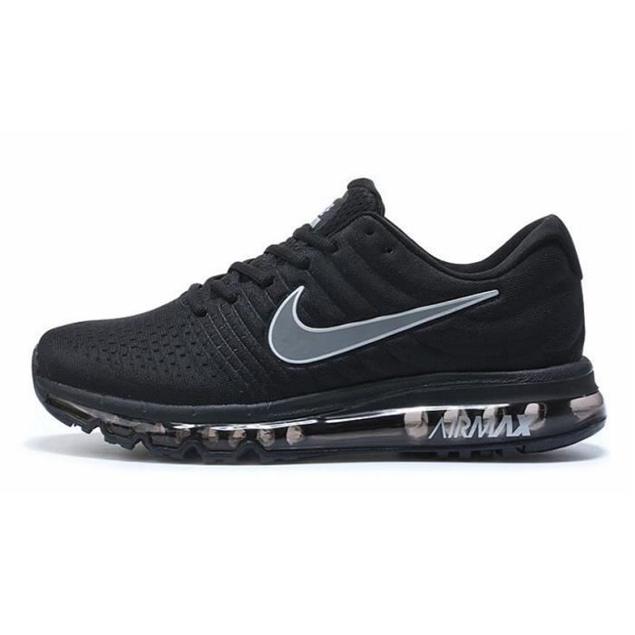 nike air max 2017 baskets noir