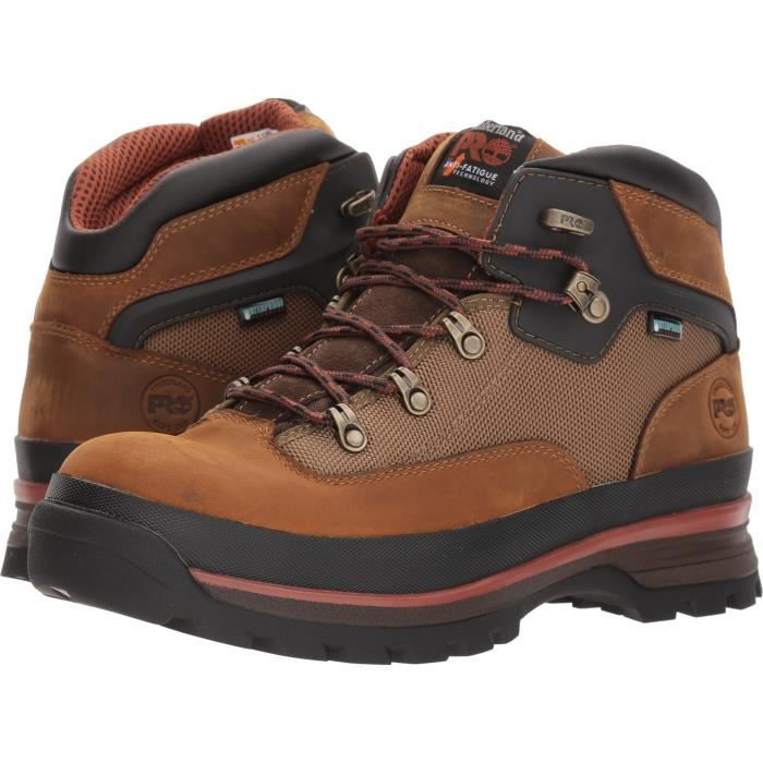 Timberland Pro Men Industrial Euro Hiker Boot P0IYF Taille 44 1 2