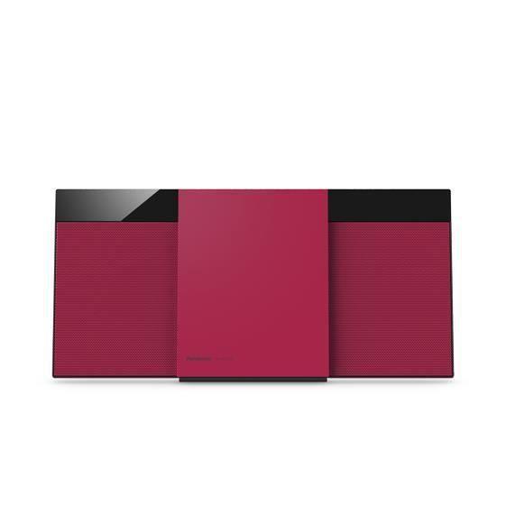 BALADEUR CD - CASSETTE Panasonic SC-HC304, 20 W, 8 cm, DAB+,FM, Interne,