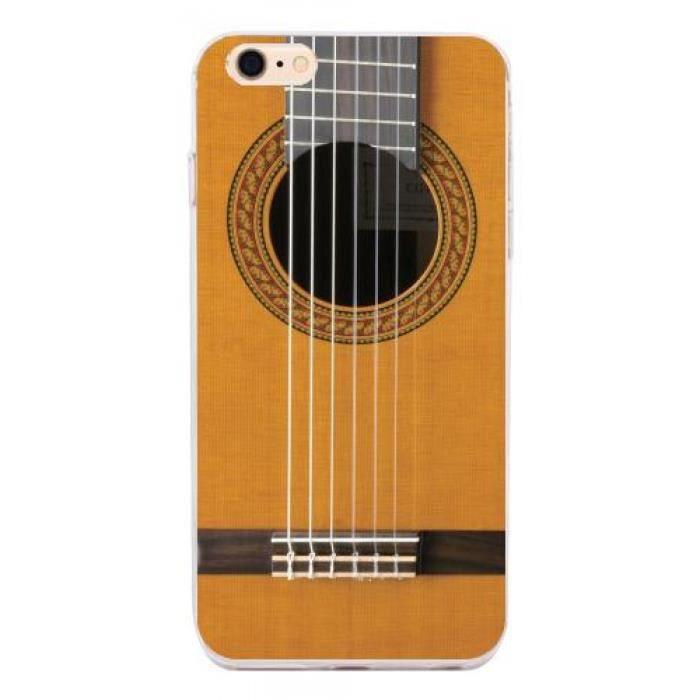 coque iphone 5c guitare seche 1375