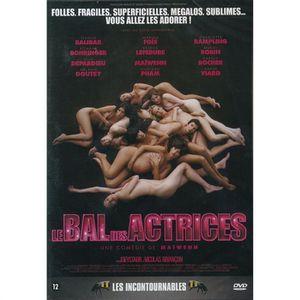 DVD FILM BAL DES ACTRICES- LE -