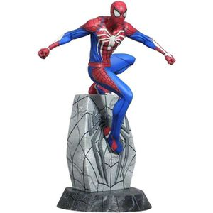 STATUE - STATUETTE Spider-Man Galerie Jeu Vidéo Marvel 2018 - Statue