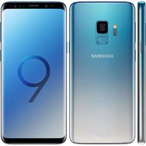 SMARTPHONE Samsung Galaxy S9 G960F 64 Go Bleu Version europée