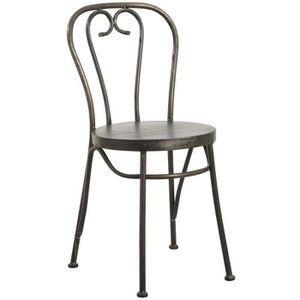 Chaises Bistrot Metal