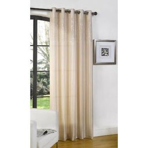 double rideaux dreams n drapes achat vente double rideaux dreams n drapes pas cher cdiscount. Black Bedroom Furniture Sets. Home Design Ideas