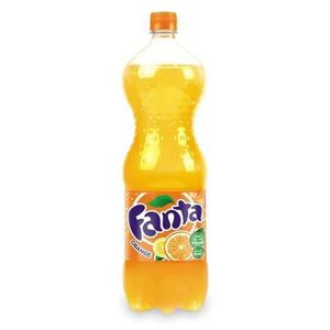 SOFT DRINKS Fanta orange 1,5L