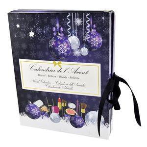 PALETTE DE MAQUILLAGE  Cadeau de Noël Calendrier de l'Avent beauté avec c