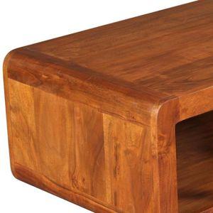 TABLE BASSE Homgeek Table Basse | Table de Salon | Table Basse