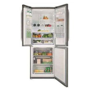 RÉFRIGÉRATEUR CLASSIQUE Réfrigérateur Combiné 70cm E3DAAAX Inox