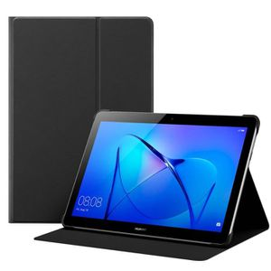 HOUSSE TABLETTE TACTILE Housse Huawei MediaPad T3 10 Etui Clapet Flip Cove