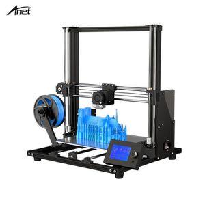 IMPRIMANTE Anet A8 Plus Imprimante 3D haute précision amélior
