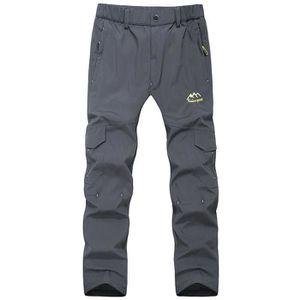 SOFTSHELL DE SPORT Pantalon Softshell Homme Imperméable Exterieur Pan