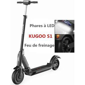 TROTTINETTE ELECTRIQUE Trottinette Électrique Pliable KUGOO S1- 350W - 6A