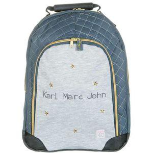 CARTABLE Little Karl Marc John - Sac à dos 2 compartiments