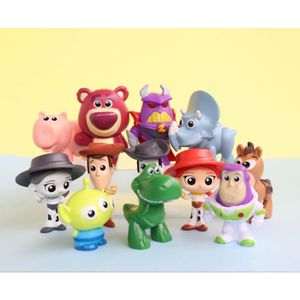 FIGURINE - PERSONNAGE Jouet Story Woody Buzz Figurine Jouets 1 Ensemble