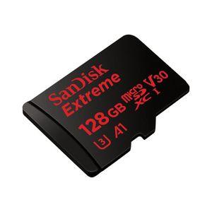 CARTE MÉMOIRE SanDisk Extreme - Carte mémoire flash (adaptateur