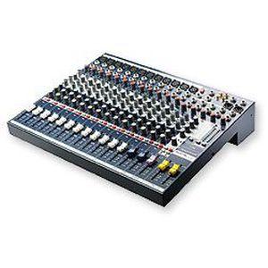 TABLE DE MIXAGE Consoles Sono et Studio EFX12 EFX12