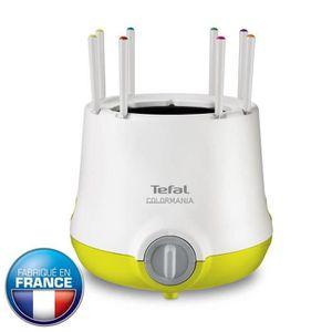 FONDUE ÉLECTRIQUE TEFAL EF250O13 Appareil à fondue électrique Colorm