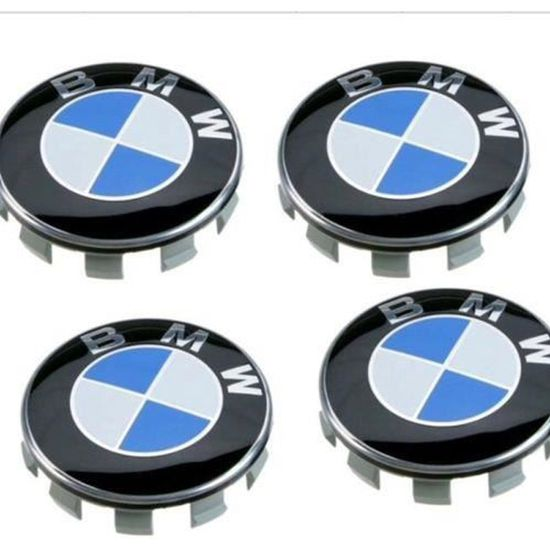 Pour toutes les voitures 4 cache-moyeux universels de roues Sans logo/