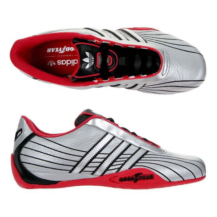 chaussures homme adidas goodyear race