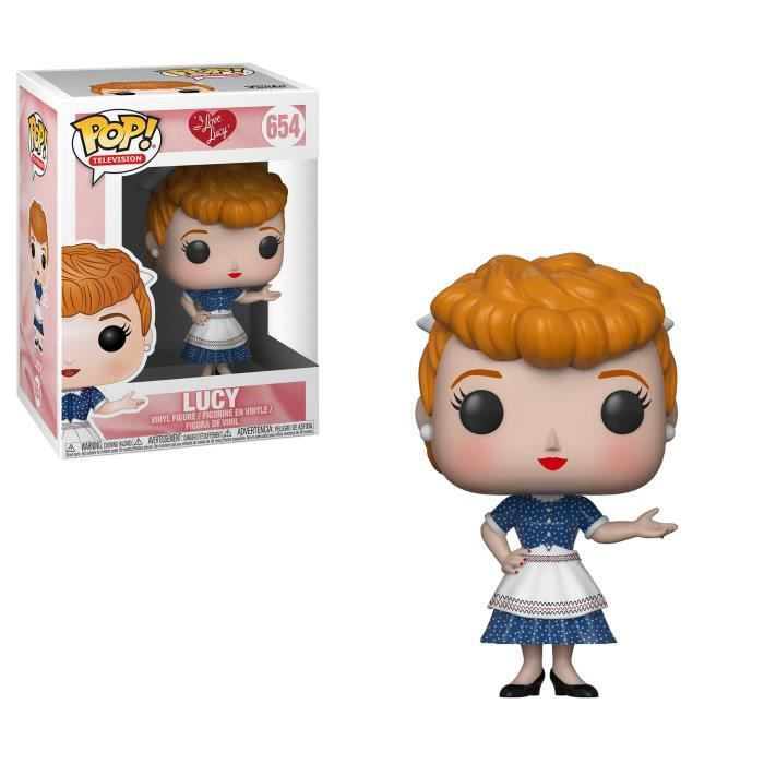 Figurine Funko Pop! I Love Lucy: Lucy