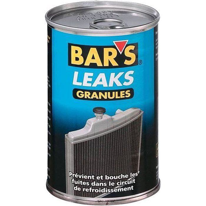 Antifuite radiateur granulé BARS' LEAKS 150 g-BARS LEAKS