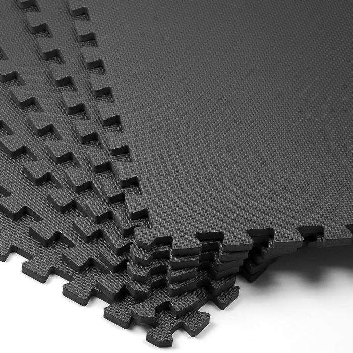 Ensemble de 6 tapis mousse de sol 183,5 x 123,5cm