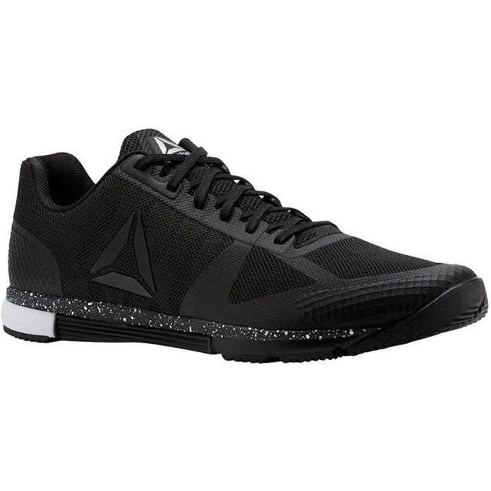 Chaussures Reebok CrossFit Speed TR 2.0 noir gris blanc