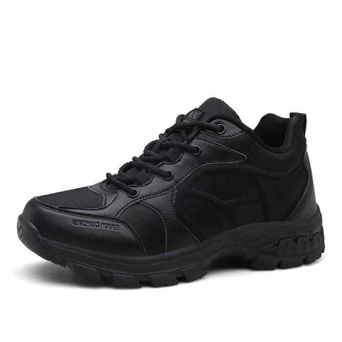 Pointure 39-47 Bottes Militaires - Chaussures de Combat - de Tactique - de Patrouille - Armée