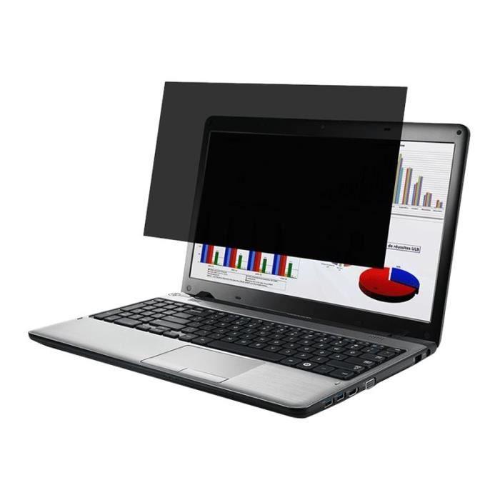 PORT Filtre confidentiel 12,5 16/9 pour PC et PC portable