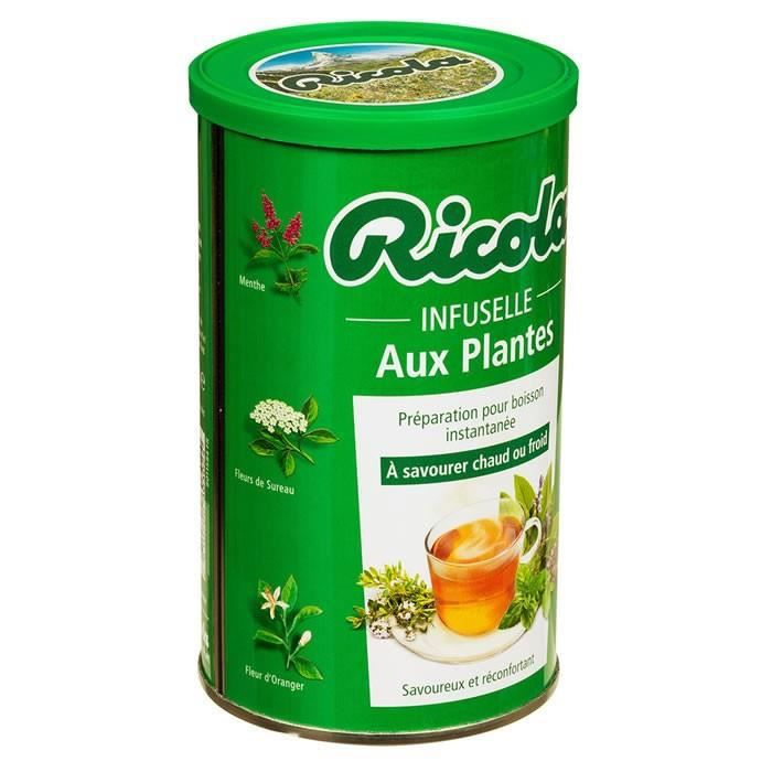 RICOLA Infuselle - Infusion aux 5 plantes - 200g