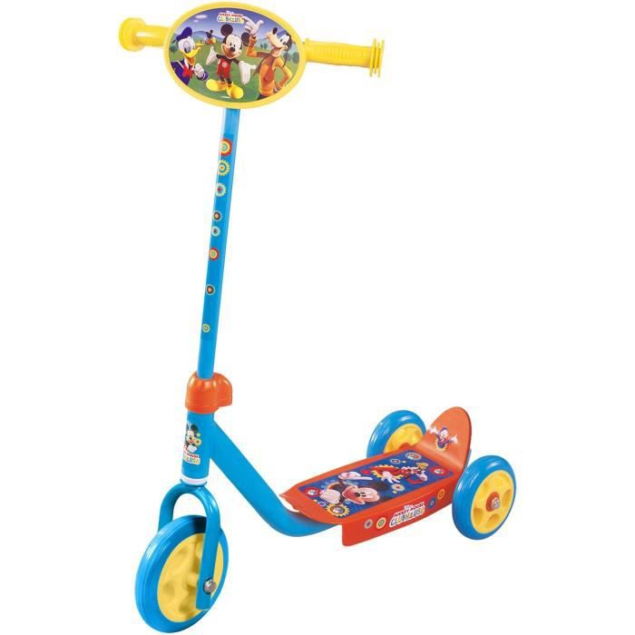 MICKEY MOUSE Trottinette 3 roues - Disney