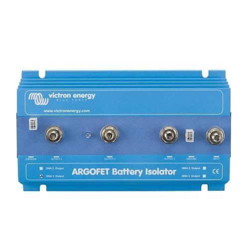 Répartiteur de charge Argodiode 3 batteries Victron (Ampérage : 100 A)