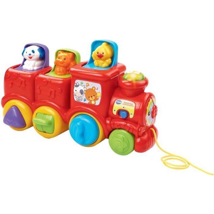 VTech Baby Locomotive de découverte