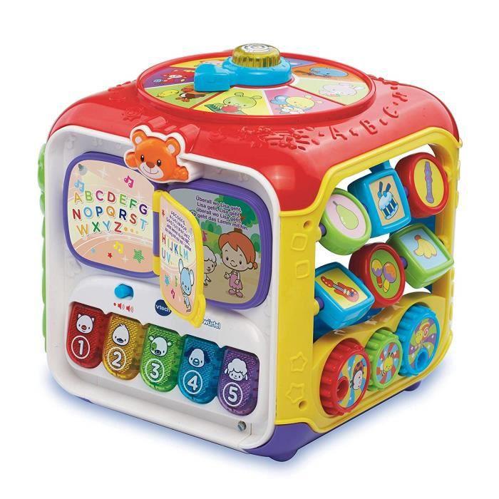 VTech Baby 80-183404 - COMMUTATEUR KVM - 183404 ? Discovery Cube