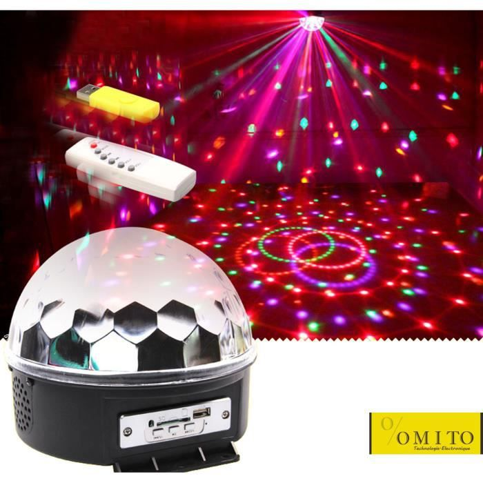jeu de lumi re dj nouveaux club disco dj party eclairage laser avis et prix pas cher cdiscount. Black Bedroom Furniture Sets. Home Design Ideas