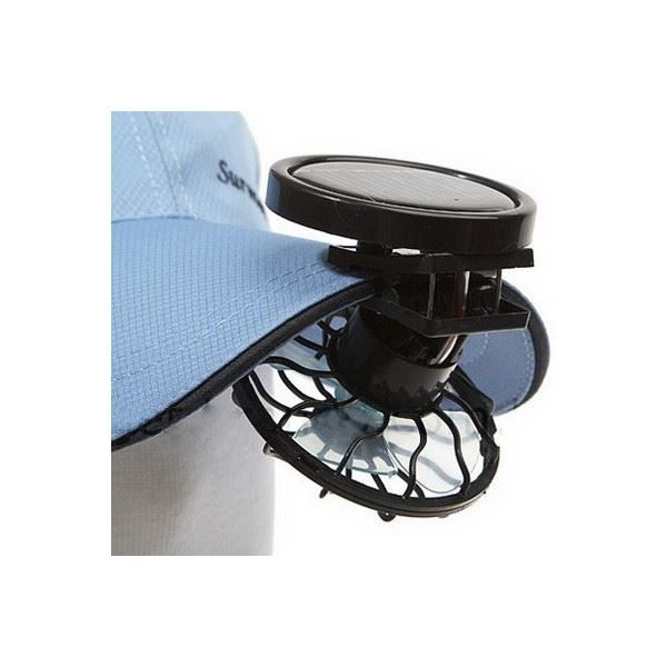 mini ventilateur solaire clips chapeau casquette achat vente ventilateur cdiscount. Black Bedroom Furniture Sets. Home Design Ideas