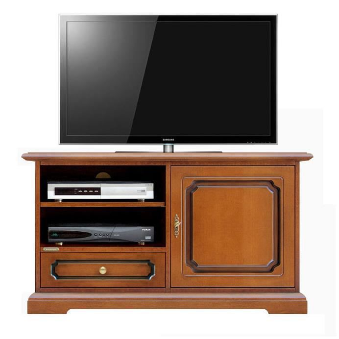 pin meuble tv midi 1 porte tiroir meubles lamaisonpluscom on pinterest. Black Bedroom Furniture Sets. Home Design Ideas