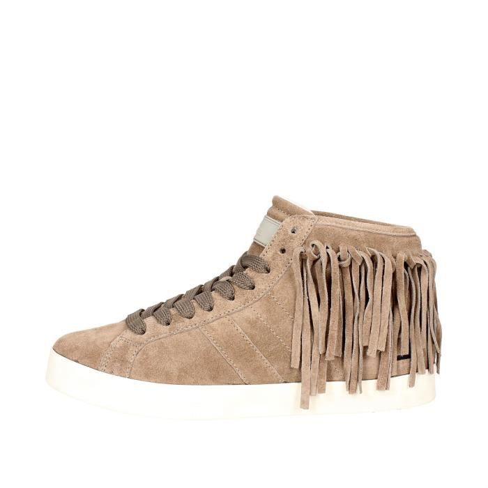 D.a.t.e. Sneakers Femme Marron Taupe, 40
